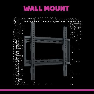 Wall Mount
